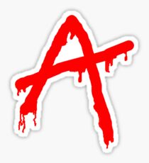 Pretty Little Liars - A Sticker