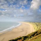 Harlech Beach, mid-Wales by Mark Howells-Mead