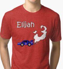 Elijah Name Tri-blend T-Shirt