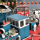 wakefield wharf by H J Field