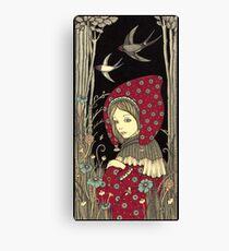Pilgrim Canvas Print
