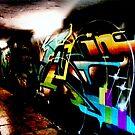 Kirkgate Underpass by H J Field