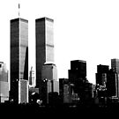 twin towers by tinncity