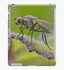 Macro Fly iPad Case/Skin