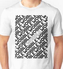 Wobble. Unisex T-Shirt