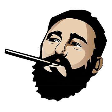 Castro by topshelfwarrior
