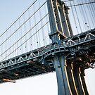 Manhattan Bridge by Andrew Dunwoody