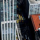 New York City Street by Andrew Dunwoody