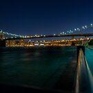 Brooklyn Bridge by Andrew Dunwoody