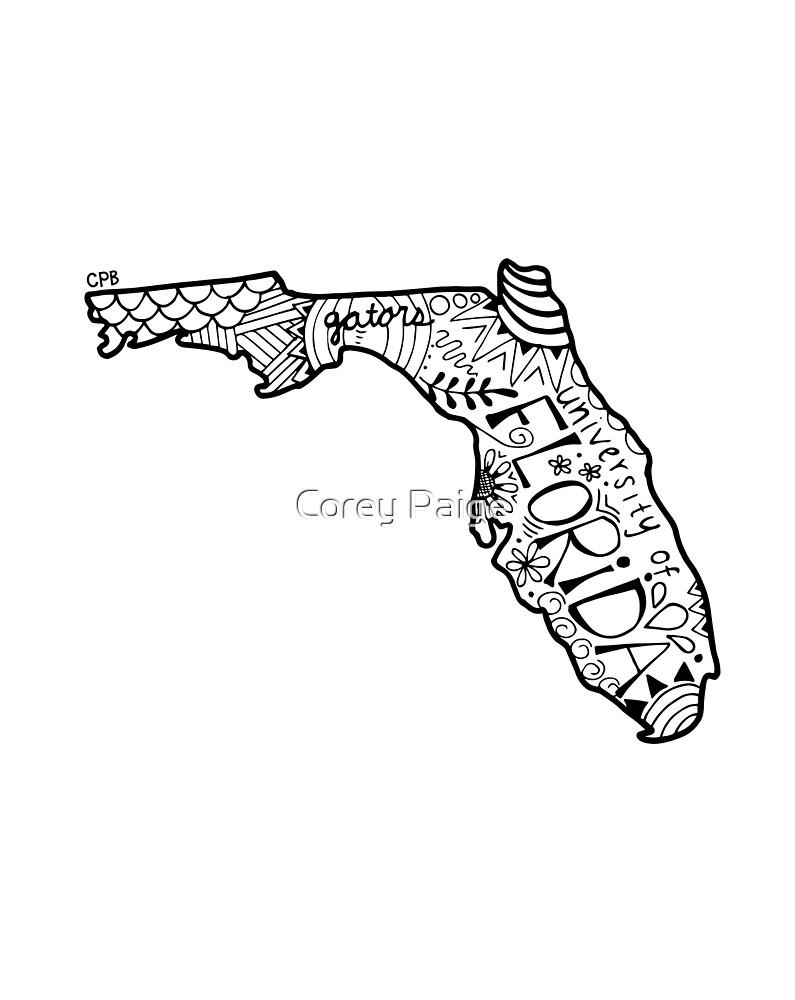 Florida von Corey Paige Designs