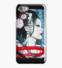 Geisha iPhone Case (Original Color) iPhone Case/Skin
