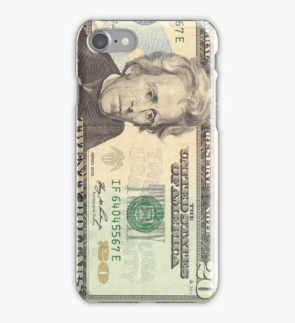 iPhone 6 Case Cover American Dollar iPhone Case/Skin