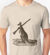 Kangaroo Shotgun Slim Fit T-Shirt