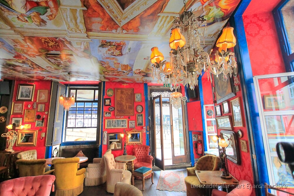 urban bar interior by terezadelpilar ~ art & architecture