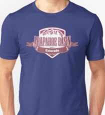 Arapahoe Basin Colorado Ski Resort Unisex T-Shirt