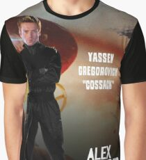 Cossack Graphic T-Shirt