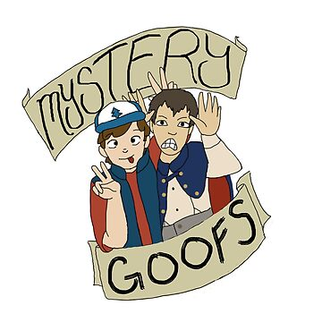 Pinescone: Mystery Goofs by maephly