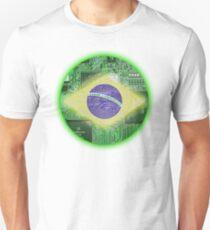 circuit board Brazil T-Shirt