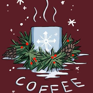 Winter Coffee by Insane-Furrets