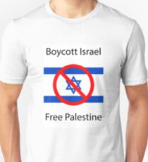 Boycott Israel T-Shirt
