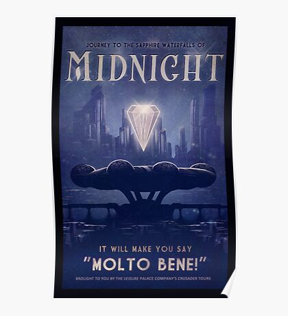 Midnight Poster