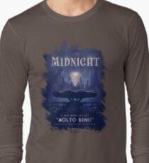 Midnight Long Sleeve T-Shirt