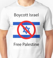 Boycott Israel T-shirt T-Shirt