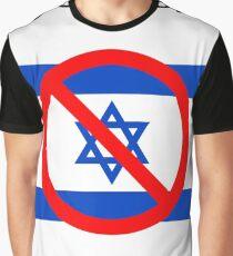 Boycott Israel T-shirt Graphic T-Shirt