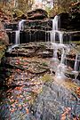 Revealing The Hidden Nameless Waterfall by Gene Walls