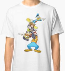 Kingdom Hearts: Where To Now? Classic T-Shirt
