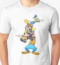 Kingdom Hearts: Where To Now? T-Shirt