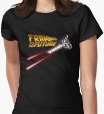 FRAK to the FUTURE (v2) Womens Fitted T-Shirt