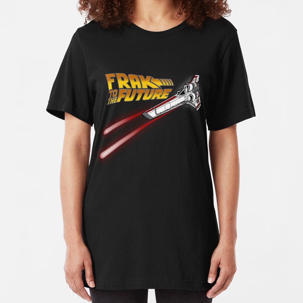 FRAK to the FUTURE (v2) Slim Fit T-Shirt