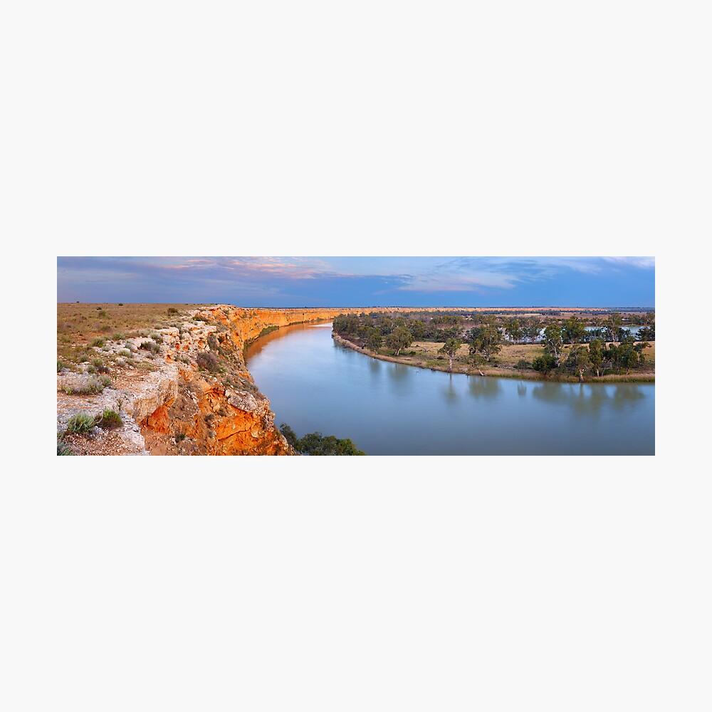 Murray River Big Bend, South Australia Photographic Print
