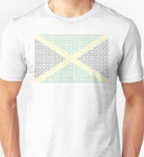 digital Flag (Jamaica) Unisex T-Shirt