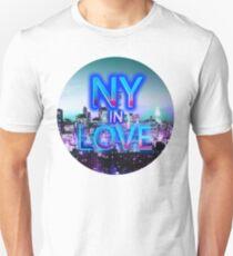 NY in love T-Shirt