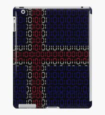 digital Flag (iceland) iPad Case/Skin