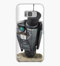 Fancy Butler Claptrap bot Samsung Galaxy Case/Skin