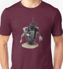 Fancy Butler Claptrap bot T-Shirt