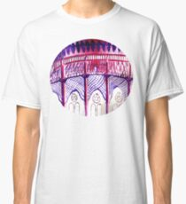 Pavillion at Night Classic T-Shirt