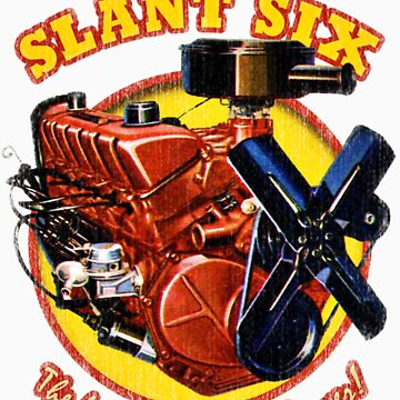 Slant 6 by madmorrie