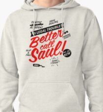 Better Call Saul Pullover Hoodie