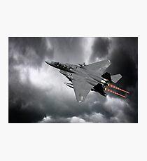 Eagle Power Photographic Print