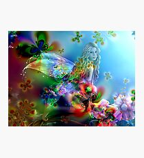 Dream Fairy Photographic Print