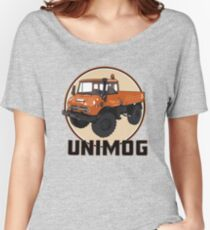 UNIMOG Women's Relaxed Fit T-Shirt