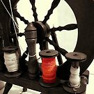 Spinning Yarns by Susan  Bergstrom