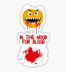 Pumpkin Halloween Sticker