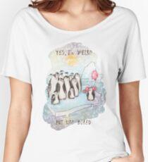 Weird Women's Relaxed Fit T-Shirt