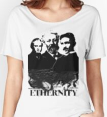 Ethernity Women's Relaxed Fit T-Shirt