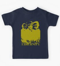 Ethernity in gold Kids Tee